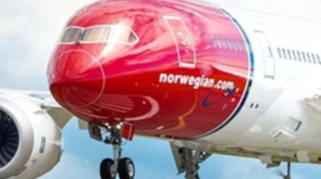 Norwegian Air: in arrivo 60 assunzioni