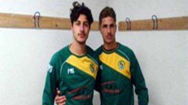 Racing Club calcio, che orgoglio: Baraldi e Priori nella Nazionale Dilettanti Under 18