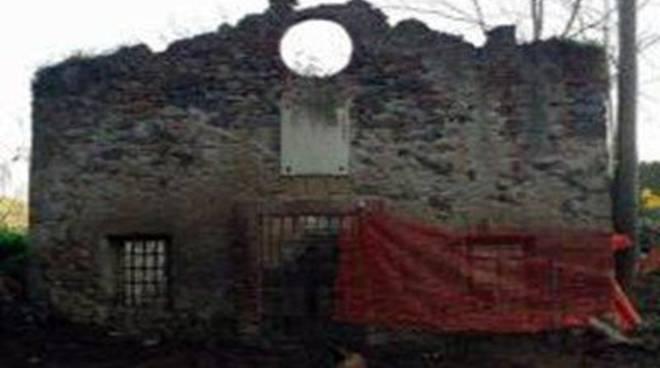 Riqualificata l'area della chiesetta di Santa Lucia