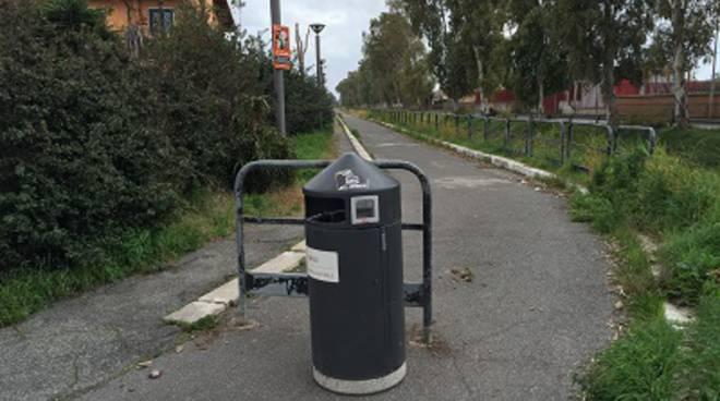 Saline Ostia, dove il senso civico per alcuni è un optional