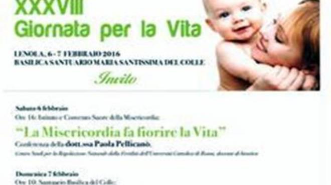 """Santa Maria del Colle promuove """"La misericordia fa fiorire la vita""""<br />"""