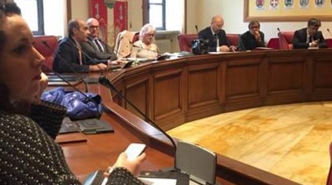 Trasporti: riunione in Provincia con i vertici del Cotral