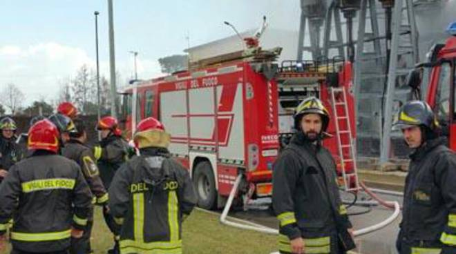 """Turbogas nettunense, Santori: """"L'incendio odierno conferma la pericolosità degli impianti"""""""
