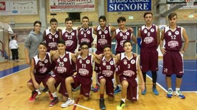U16 Regionale: doppia sfida, doppio successo