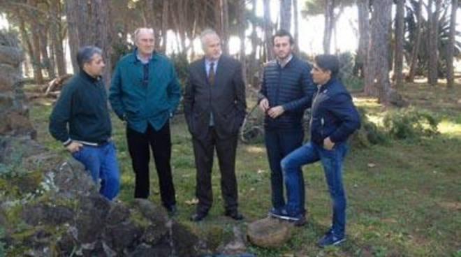 """Verde pubblico, Cini: """"Partiti i lavori di messa in sicurezza a Villa Guglielmi"""""""