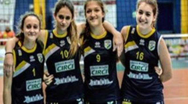 Volley B2 femminile: la Caffè Circi ospita il Valleceppi per uno spareggio play-off<br />