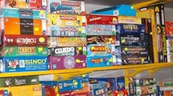A Cerveteri una domenica dedicata al gioco in scatola