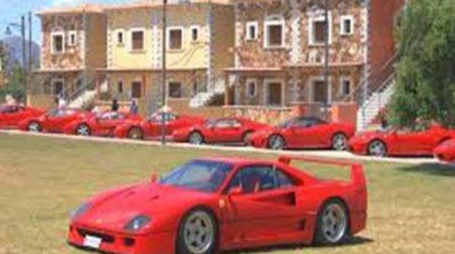 Al via alla nona edizione del raduno di Ferrari