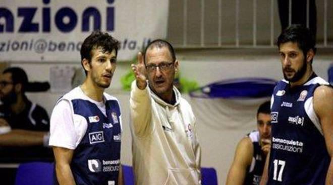 Benacquista: amichevole con Cassino spostata al PalaLatinaBasket
