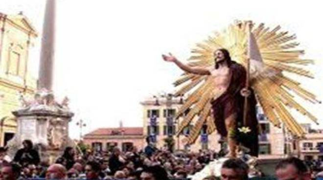Cambio della viabilità per la Processione del Cristo Risorto