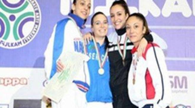 Campionati di Karate: i grandi del kumite mondiale conquistano l'oro italiano