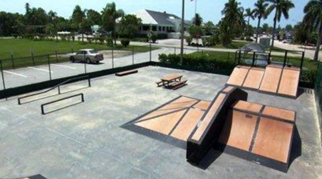 """CasaPound: """"Domani pronti a riqualificare lo skate park"""""""