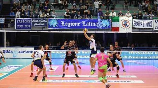Civitanova in semifinale, Latina continua per il quinto posto