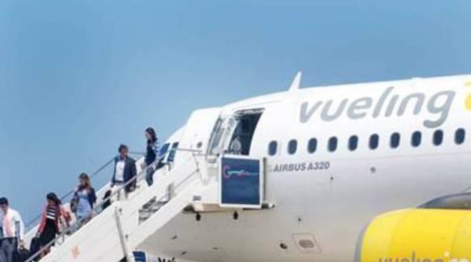 Dieci aeromobili per rafforzare la presenza a Fiumicino
