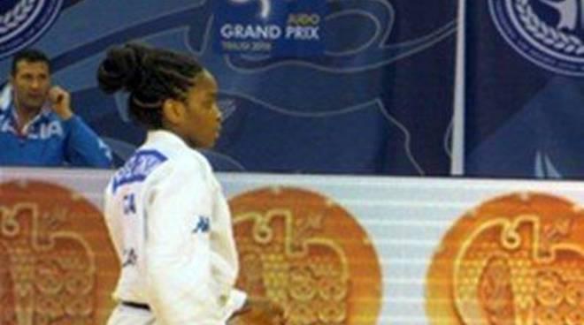 Edwige Gwend conquista il bronzo e punti importanti per la qualifica a Rio 2016