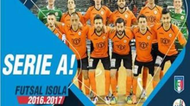 """Fustal Isola: """"Un campionato sempre in testa"""""""
