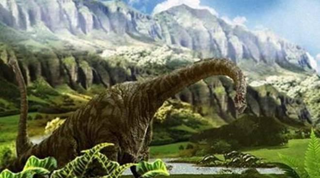 """I dinosauri """"invadono"""" il Palazzetto dello Sport"""