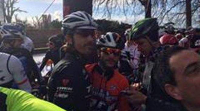 Il Team Bike protagonista della Grandolfo Strade bianche