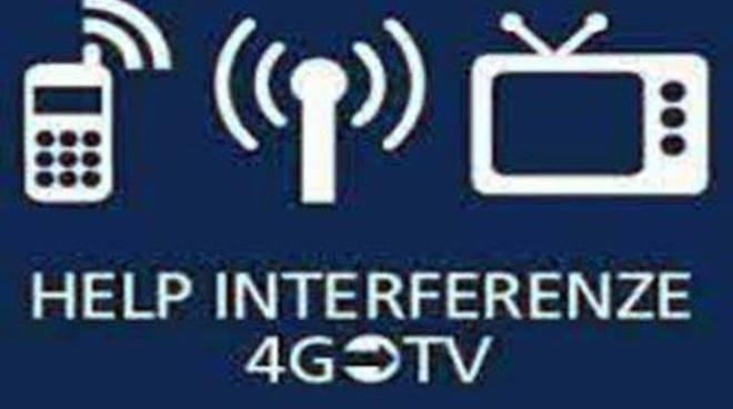Interferenze tra segnale televisivo e rete 4G:istituto un numero verde