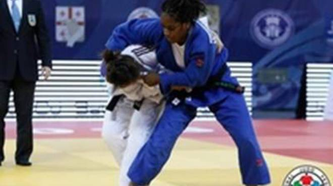 Judo, a Tbilisi Gwend non sbaglia mai, è bronzo nel Grand Prix