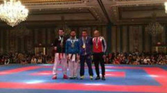 Karate, oro per Bottaro, Busato e Maestri agli International Open Usa 2016