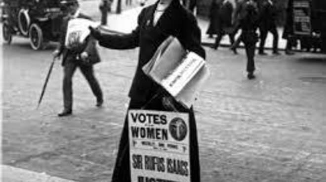 """L'8 marzo tutti a vedere """"Suffragette"""""""