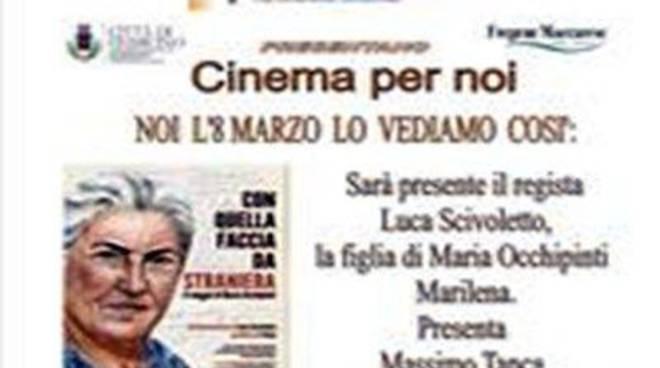 l'Associazione l'Albero ricorda Maria Occhipinti
