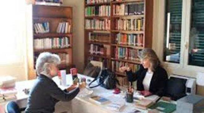 La Biblioteca Gino Pallotta ancora chiusa per il trasloco