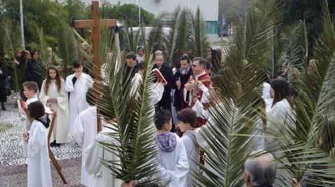 Modifica temporanea della viabilità per la processione delle Palme