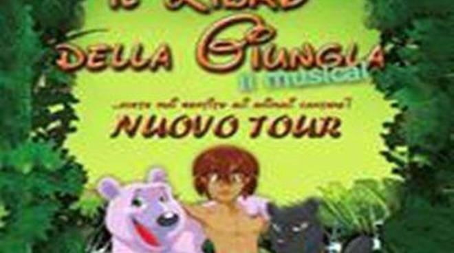 """Sdt Eventi presenta """"Il libro della giungla"""" al teatro Padovani"""