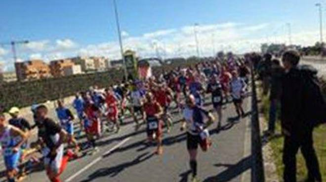 Sprint di Ostia: tre podi per la Latina Triathlon
