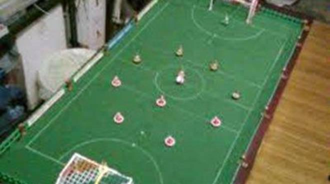 Subbuteo Calcio da tavolo:Montecompatri non spezza l'equilibrio tra strazza e gara<br />