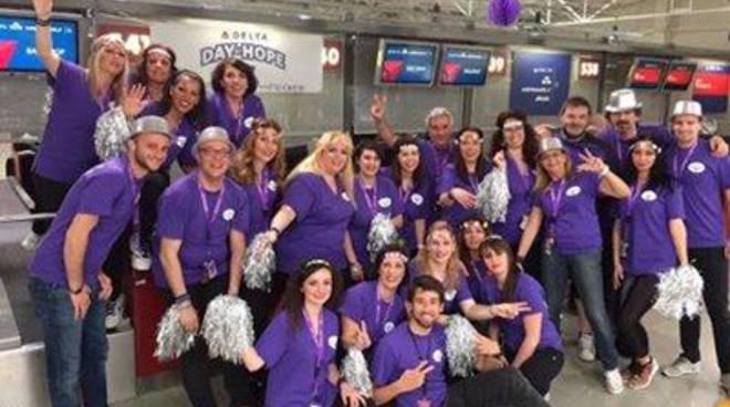 Trasporto aereo: Oggi il flash Mob delle lavoratrici