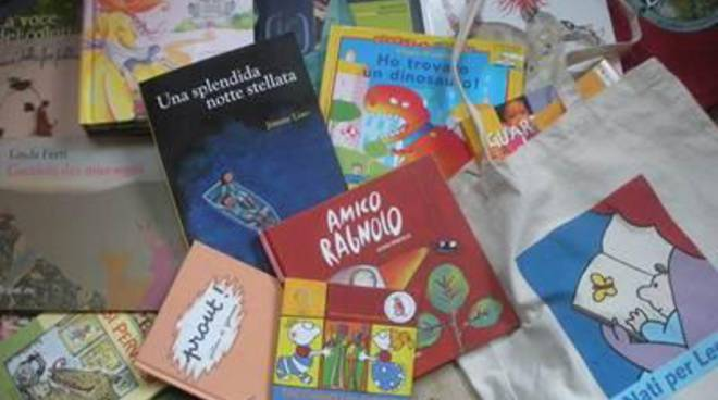 Un libro per ogni neonato