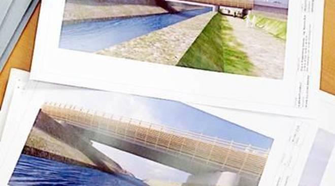 Viabilità, nuovo ponte sull'Arrone