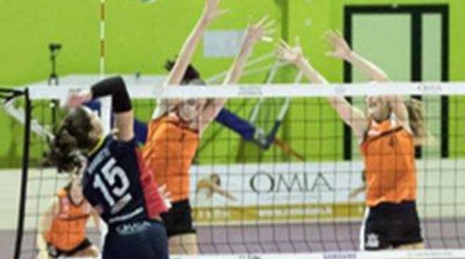 volley A2 femminile: L'Omia Volley Cisterna attesa dalla trasferta a Chieri