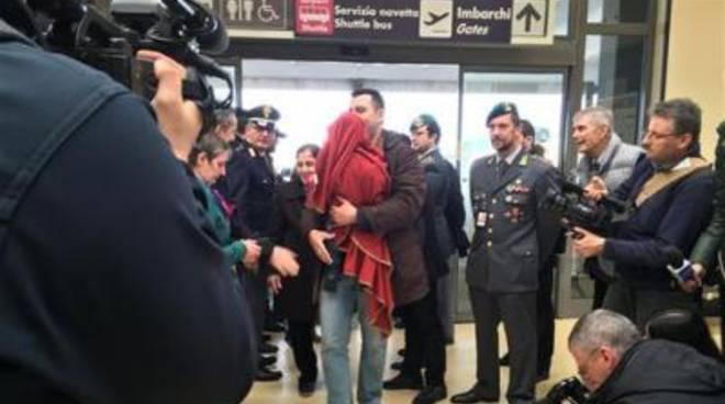 103 profughi in transito a Fiumicino