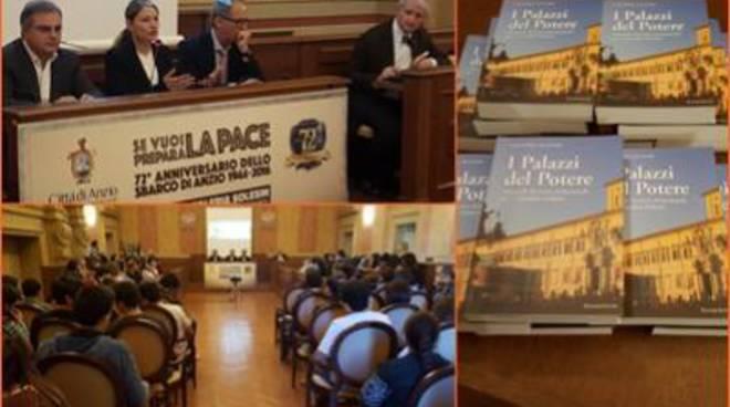 """A Villa Sarsina, con la presentazione del libro """"I palazzi del potere"""""""