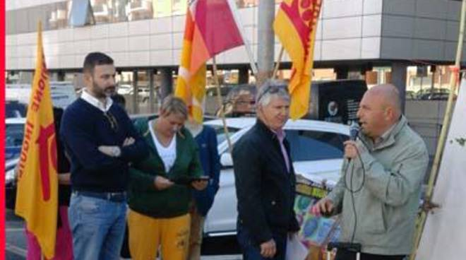 """Ater, protesta al Comune, De Vecchis: """"Urgono misure concrete"""""""