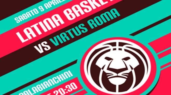 Benacquista vs Virtus Acea Roma anticipata a sabato 9 aprile