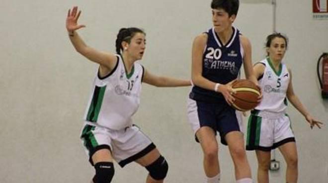 Bull Basket Latina: Sconfitta l'Athena si va in finale