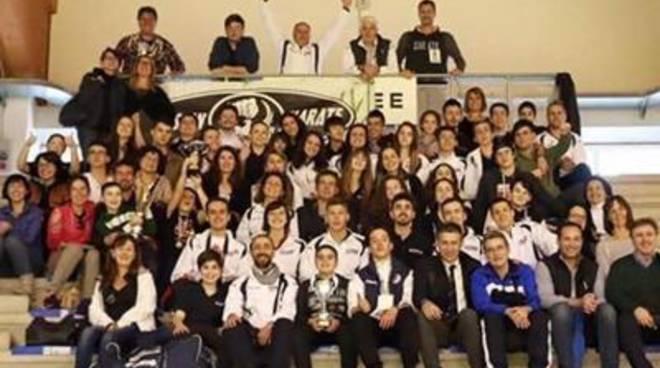 Campionato Italiano Unika 2016, 33 medaglie dal Mushin Karate Eschilo