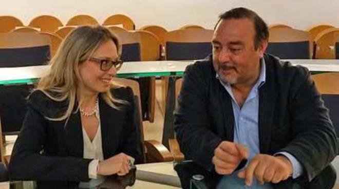 """Chiodi, Antonelli: """"Grande importanza di Fiumicino come snodo per la viabilità"""""""