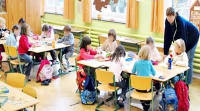 Con la popò nelle mutande, i bambini della scuola dell'infanzia devono fare da soli