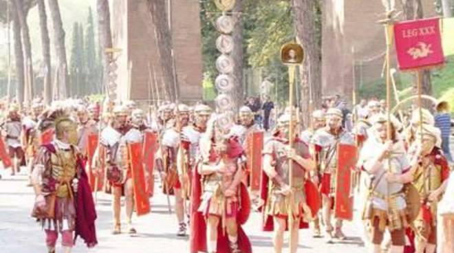 I legionari riconquistano Fiumicino: un viaggio a ritroso nel tempo