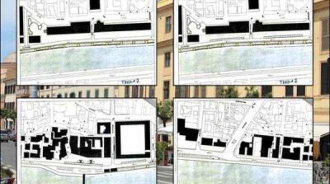 I parcheggi spariti di via Torre Clementina