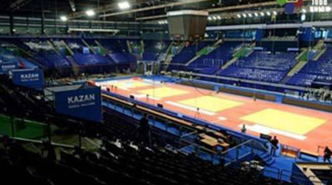 Judo, Europei a Kazan, special-event senza Galeone e Mascetti
