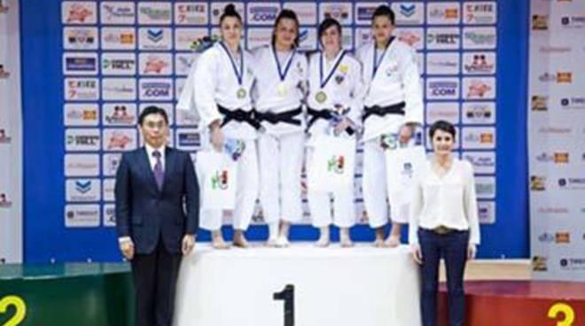 Judo, trionfo Italia nell'European Cup Junior a Lignano