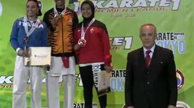 Karate, 3 Ori 2 Argenti e 2 Bronzi per L'Italia alla Wkf Pl1 Dubai