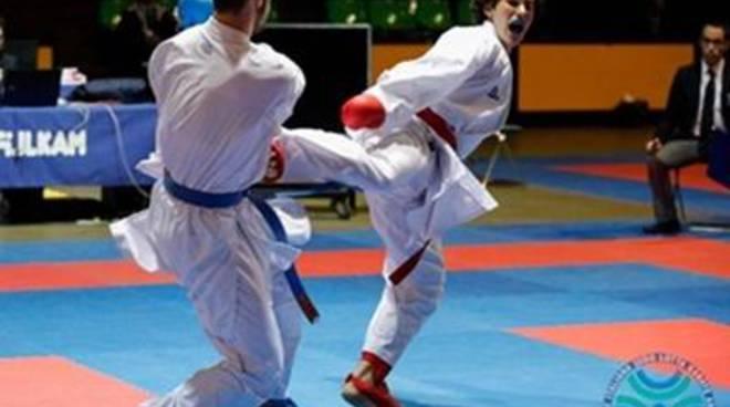 Kumite, 31° Campionato Italiano Juniores, maschile e femminile